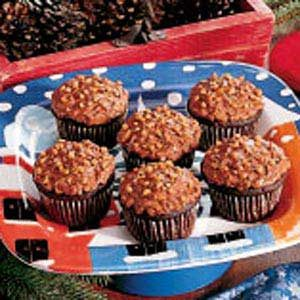 Chocolate Toffee Cupcakes Recipe
