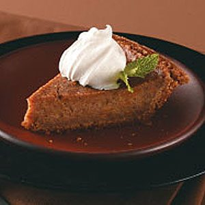 Spiced Sweet Potato Pie