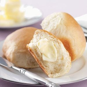 Sour Cream Yeast Rolls Recipe