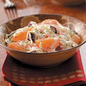 Fruited Coleslaw Recipe