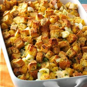 Corn Bread Stuffing Recipe