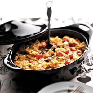 Southwestern Pasta & Cheese Recipe