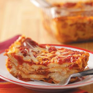 Easy tasty lasagna recipes