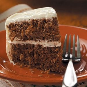 Walnut Spice Cake Recipe