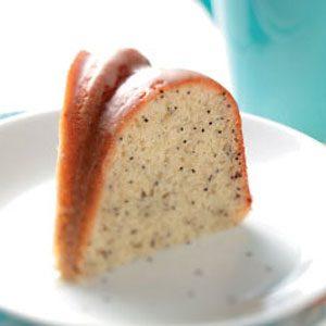 Makeover Almond Poppy Seed Cake Recipe