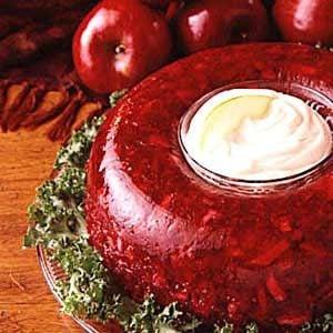 Cranberry Salad Mold Recipe