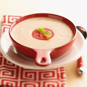 Oh-So-Easy Tomato Cream Soup Recipe