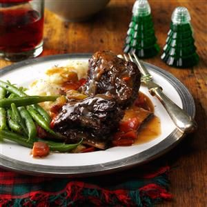 Braised Short Ribs with Gravy Recipe