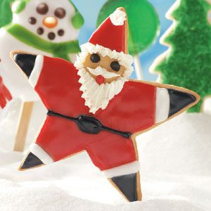 11 Santa-Shaped Treats