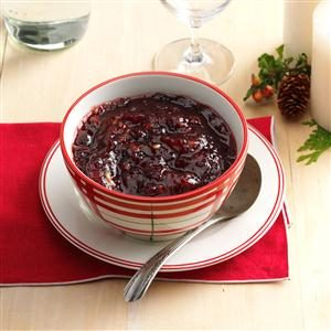 Quick Cranberry Sauce Recipe