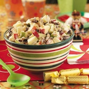 Crisp Waldorf Salad Recipe