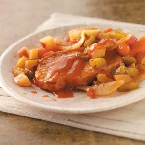 Pork Chop Skillet Recipe