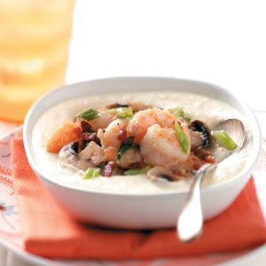 Makeover Shrimp and Grits Recipe