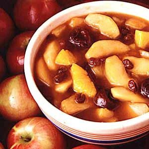 Grandma's Breakfast Fruit Recipe