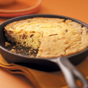 Corn Bread with a Kick