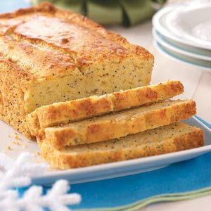 Blue Ribbon Poppy Seed Cheese Bread Recipe