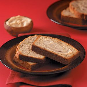 Spice Bread with Maple Butter Recipe