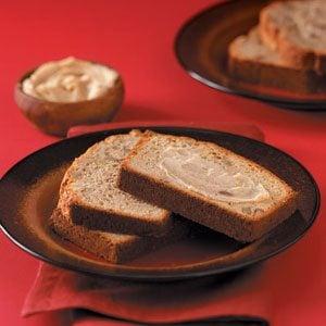 Spice Bread with Maple Butter Recipe