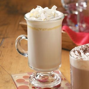 White Chocolate Brandy Alexander Recipe