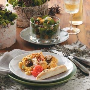 Parmesan Potato Breadsticks Recipe