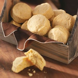 Cornmeal Biscuits Recipe