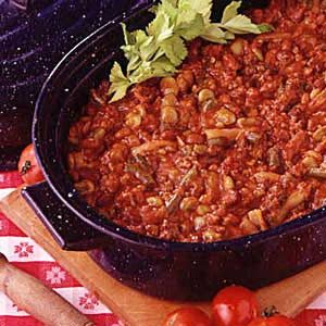 Block Party Beans Recipe