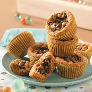 Cookie Cupcakes Recipe