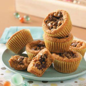 Cookie Cupcakes Recipe