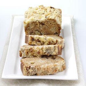 Makeover Apple Bread Recipe