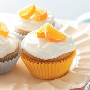 Image Gallery orange cupcake recipe