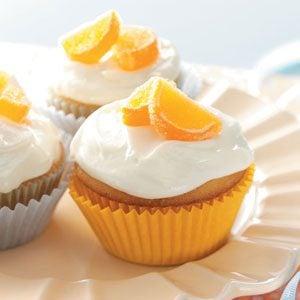 Orange Date Cupcakes Recipe