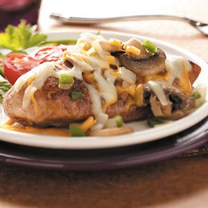 Fiesta Smothered Chicken Recipe
