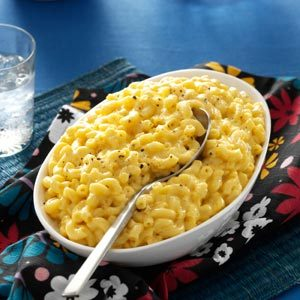 Makeover Creamy Macaroni and Cheese Recipe