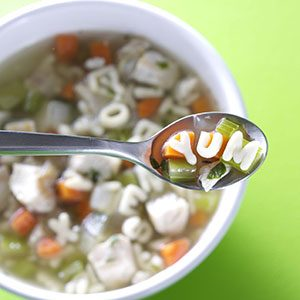 Chicken Alphabet Soup Recipe