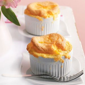 Camembert Souffles Recipe