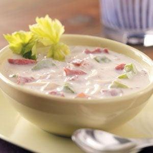 Creamy Reuben Soup Recipe