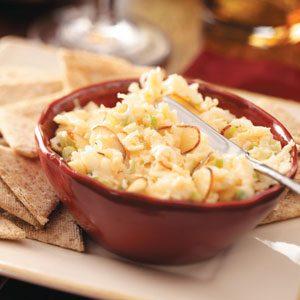 Almond Cheese Spread Recipe