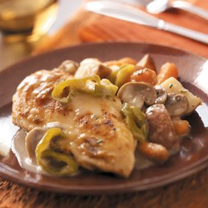 Chicken and Red Potatoes Recipe