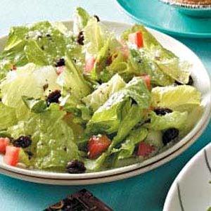 Lemon Tossed Salad Recipe