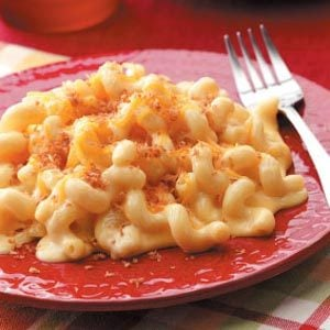 Saucy Mac & Cheese