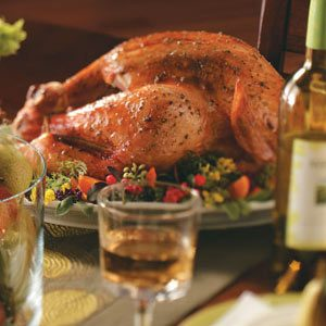 Herbed Turkey Recipe