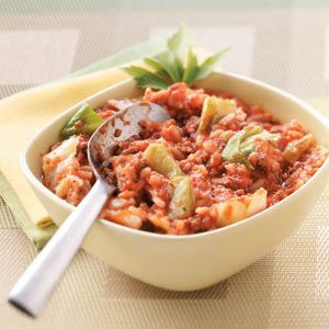Soup-Bowl Cabbage Rolls Recipe
