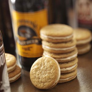 Root Beer Float Cookies Recipe