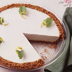 Cheesecake Pie Recipe