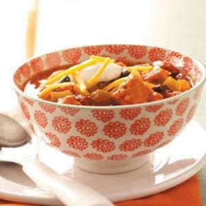Spicy Chicken Chili Recipe