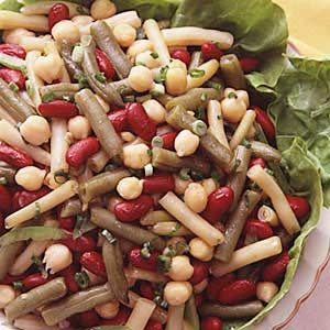 Four-Bean Salad Recipe