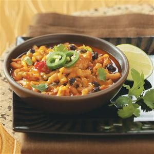 Spicy Chili Mac