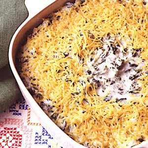Potato and Spinach Casserole Recipe