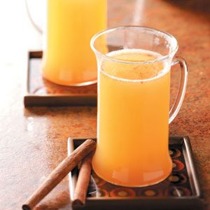 Easy Hot Spiced Cider Recipe