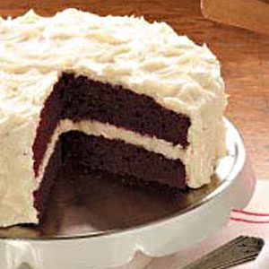 Grandma's Red Velvet Cake Recipe